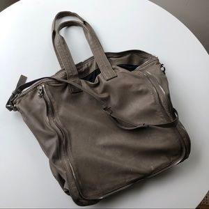 Authentic Alexander Wang Shoulder Expandable Bag